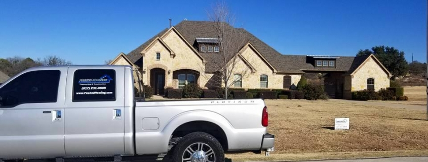 Roofing in Flower Mound